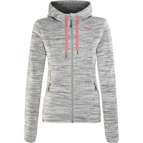 SALEWA Fanes PL Full-Zip Hoodie Damen moon